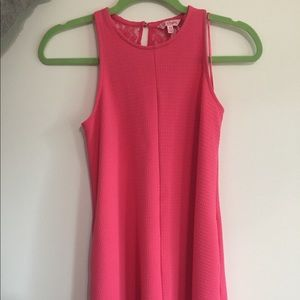 BRIGHT PINK CANDIE'S DRESS